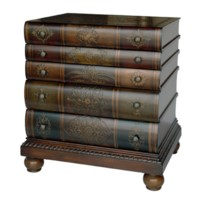 Library 3-Drawer Chest