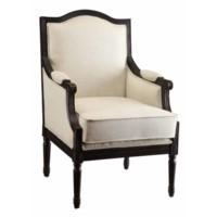 Huntington Linen Accent Chair
