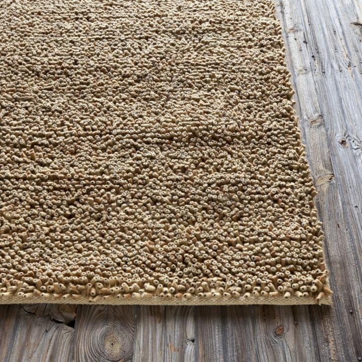 5x8 8x10 9x13 8 Round Shag Rug Brown New Zealand 100 Wool