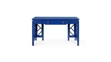 Bell Desk, Blue