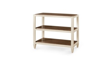 Clairmont Console Table, Natural