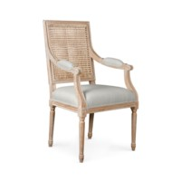Annette Armchair, Natural