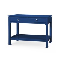 Harlow Console, Blue