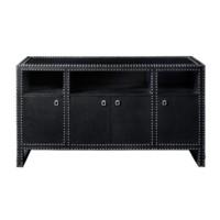 Marco Large Cabinet, Black