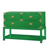Tansu Console, Green