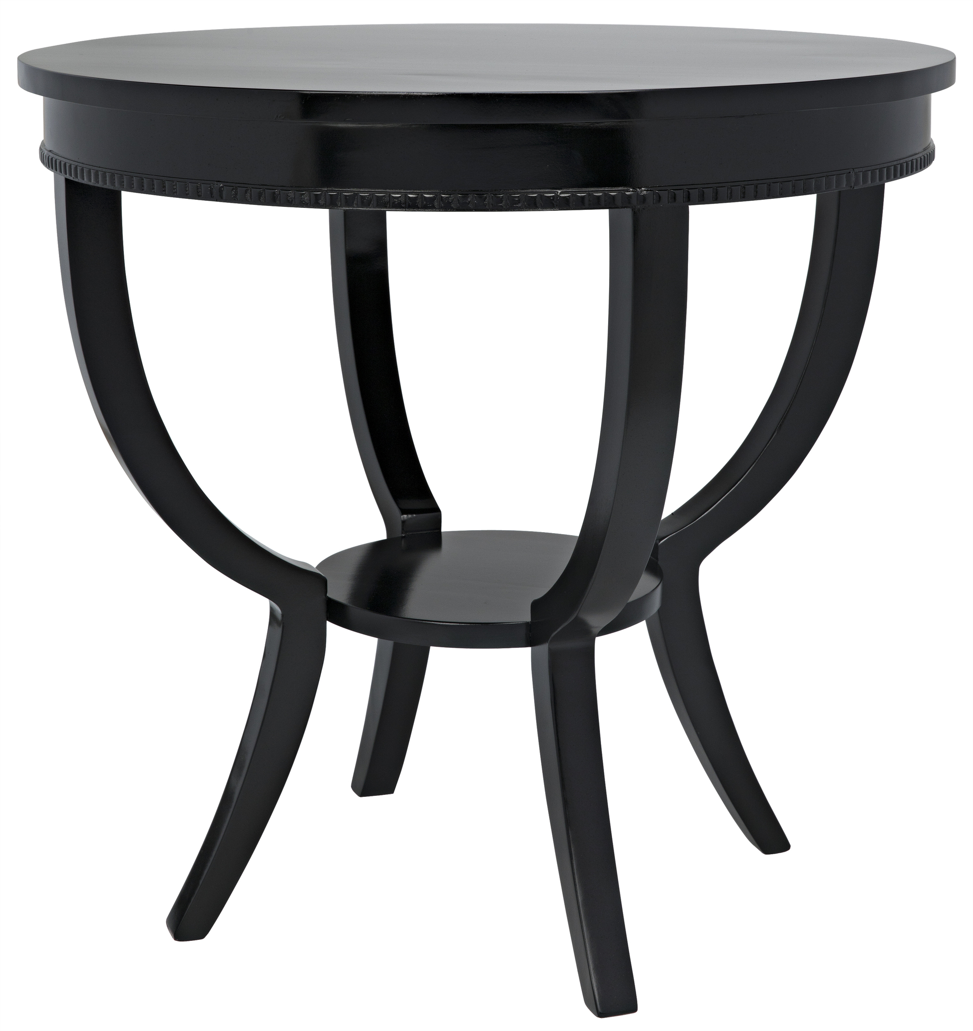 Round End TablesJeffan Lina Table 3d Model Max