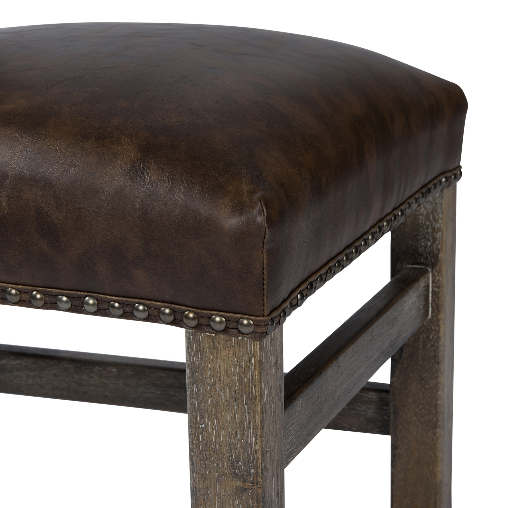 Leah Side Chair Natural Linen/Primo Timber/Driftwood