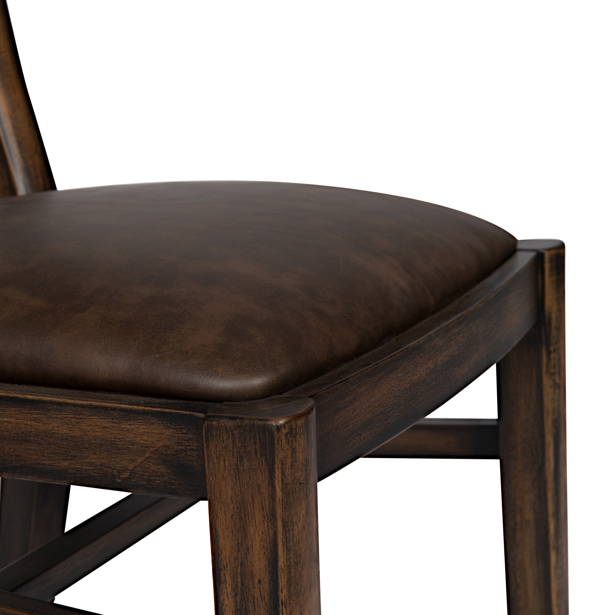 Audrey Chair Primo Timber / Dark Walnut