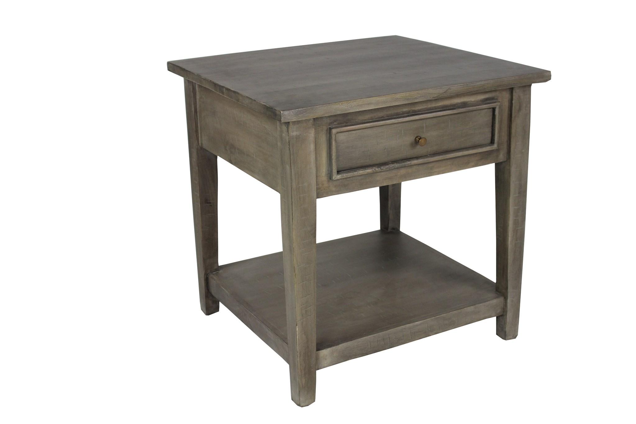 Mistral End Table 28x26x28 SAL