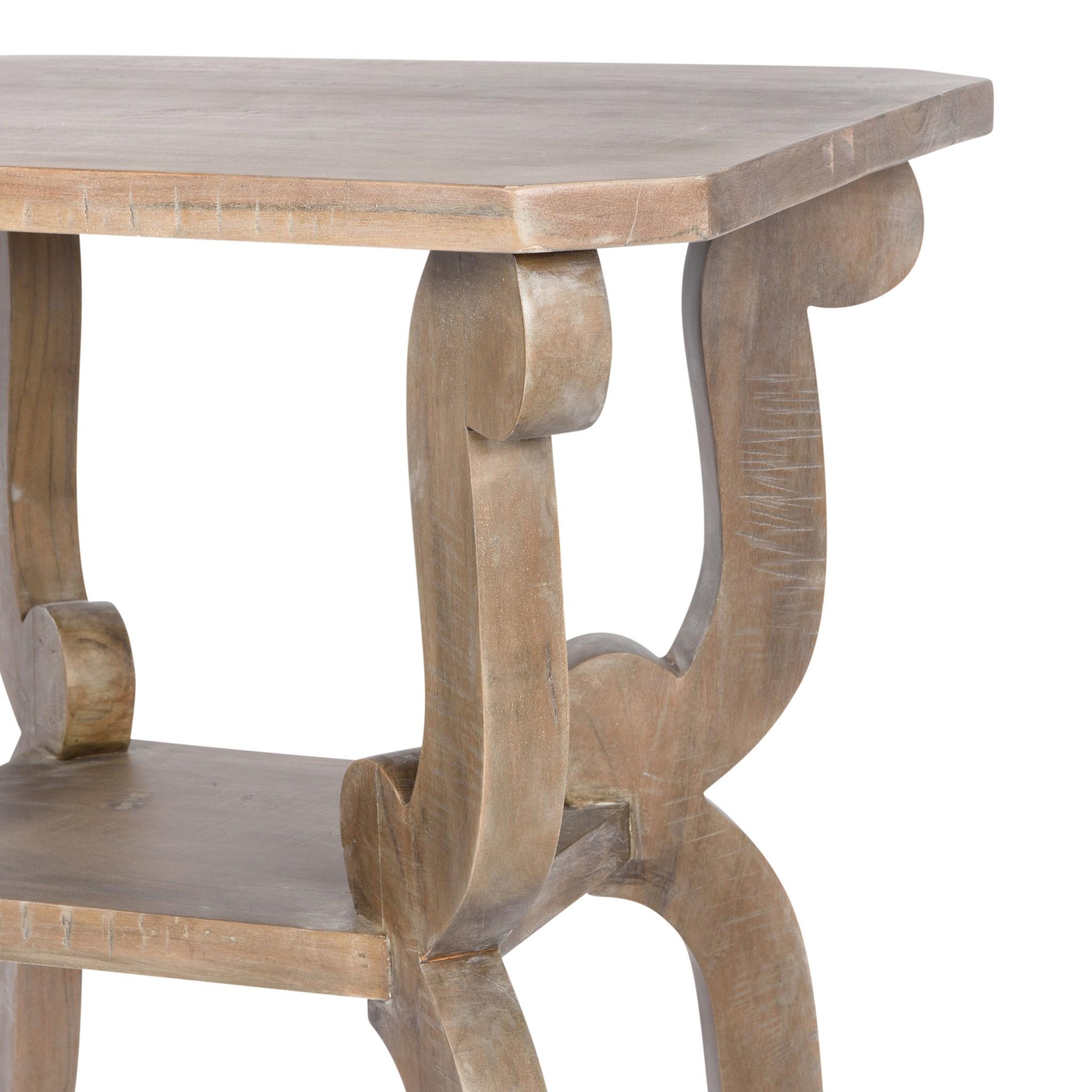 Biedermeier Side Table SAL 26x20x26