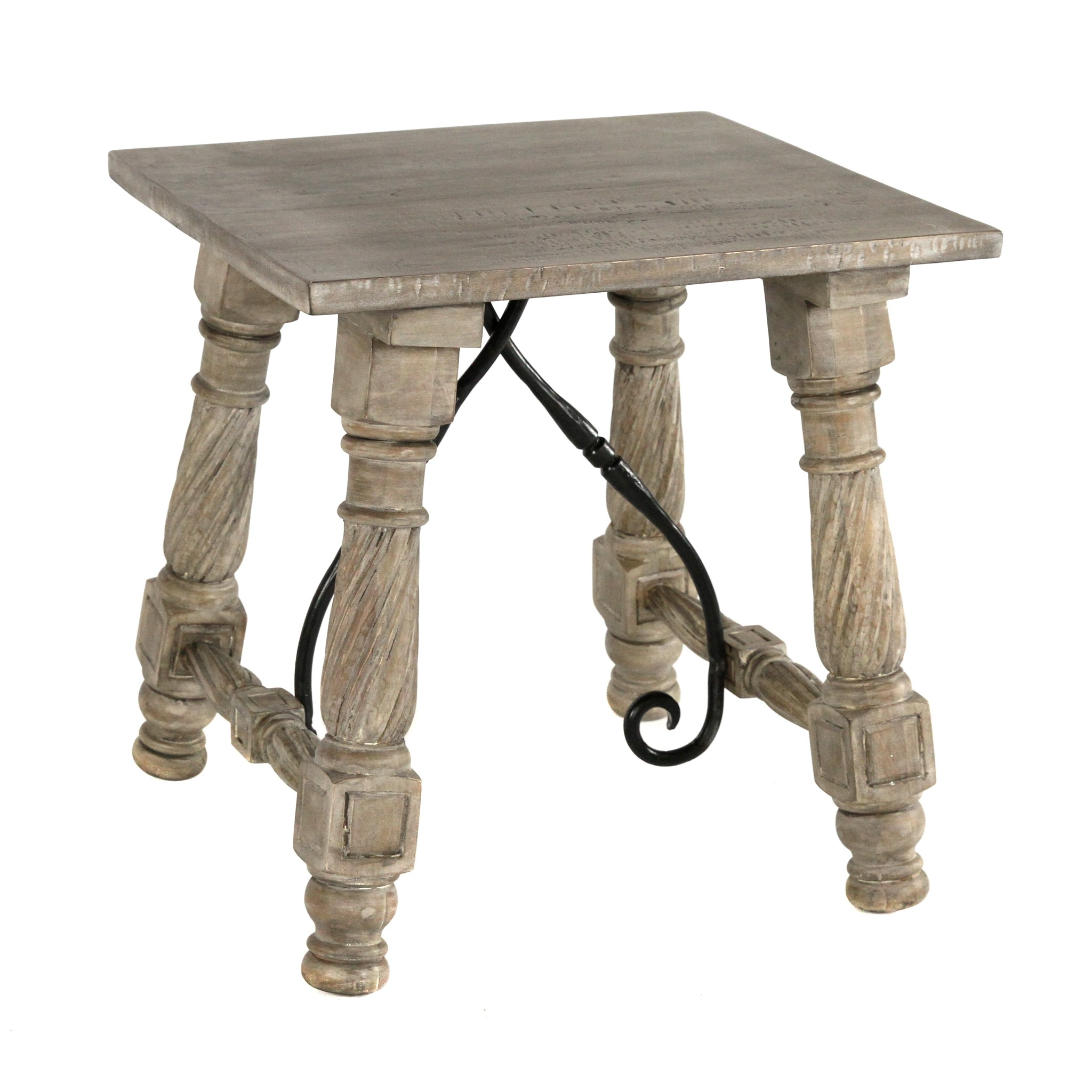 Monk's End Table (SAL) 24x24x24