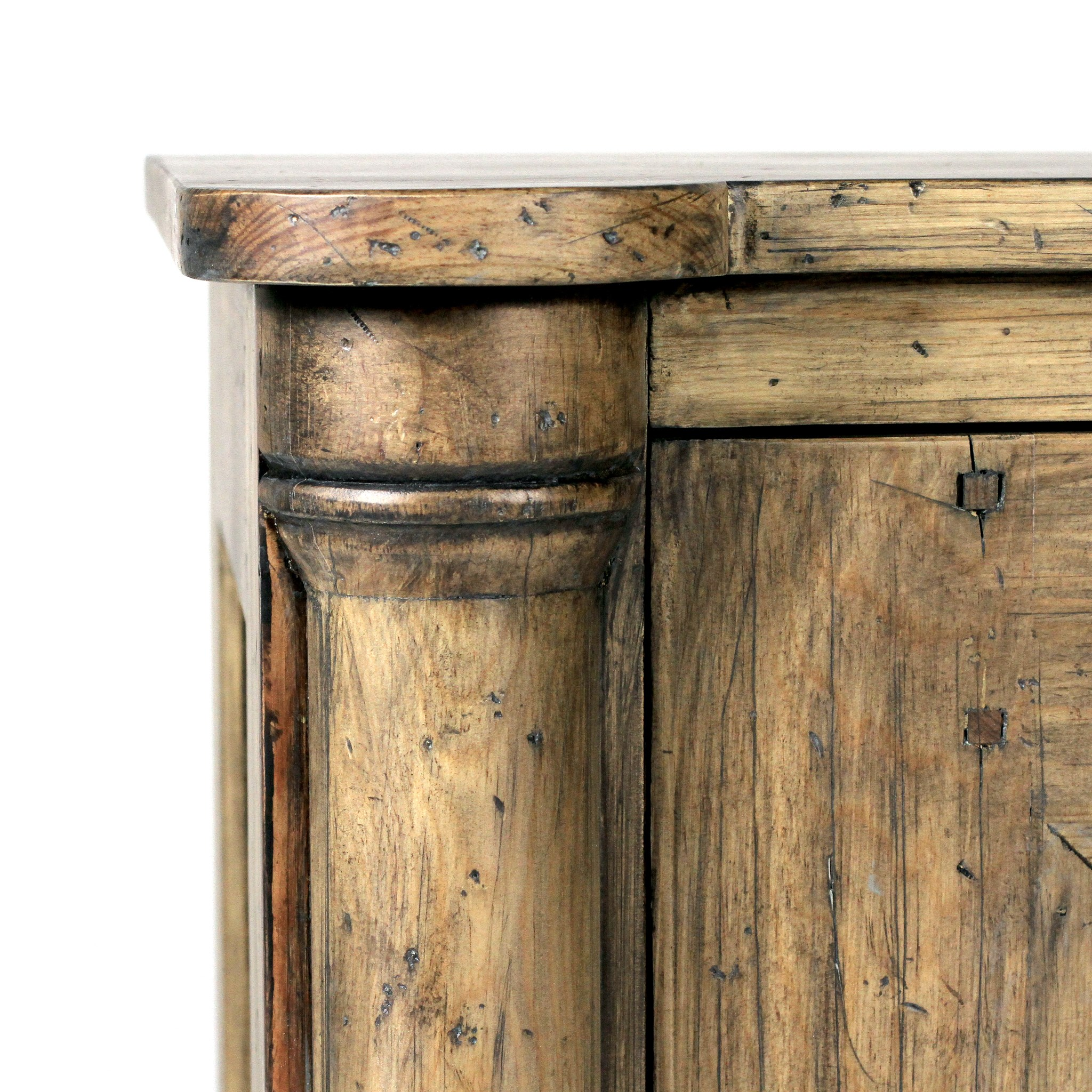 Biedermeier TV Cabinet Large Driftwood