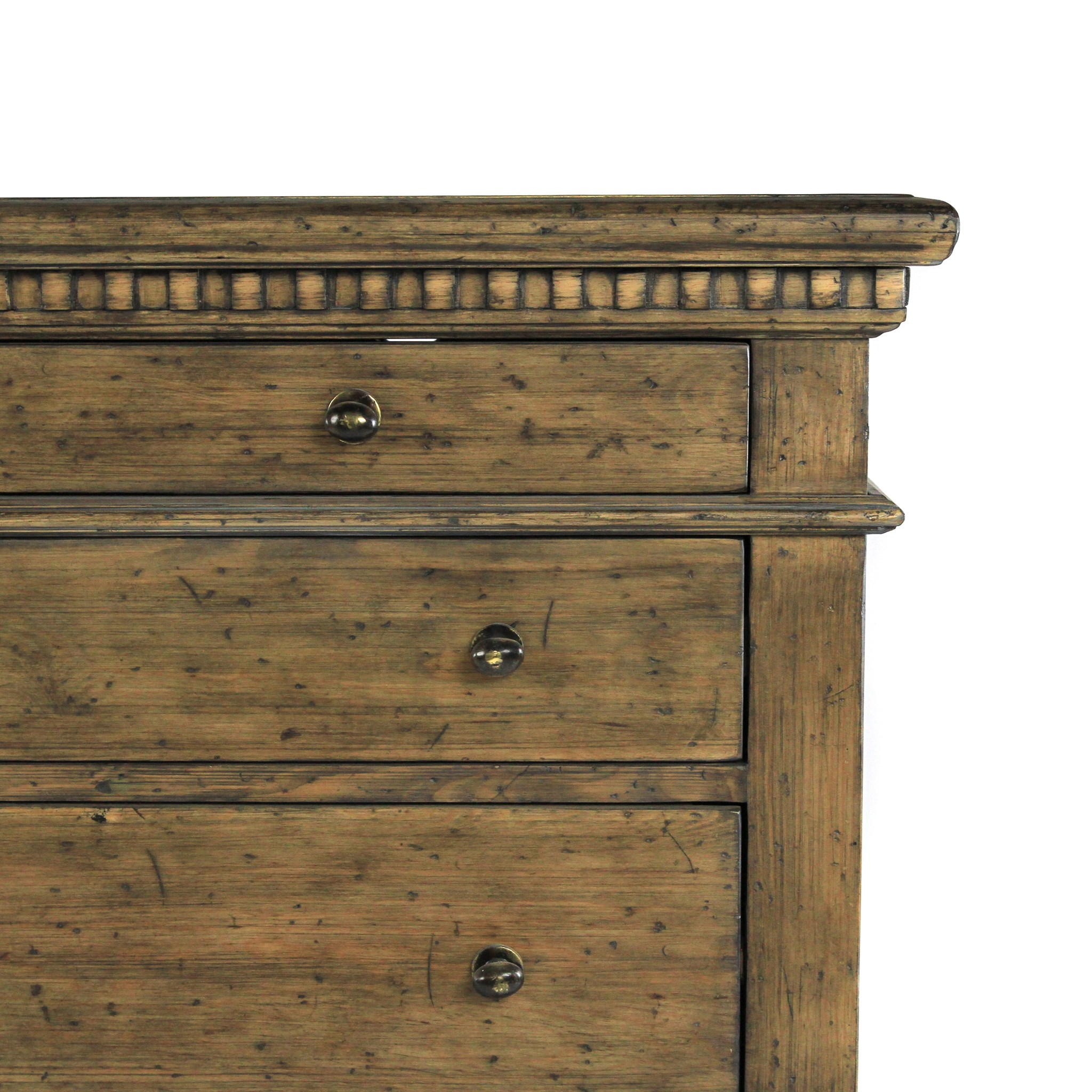 Blake Double Chest Driftwood