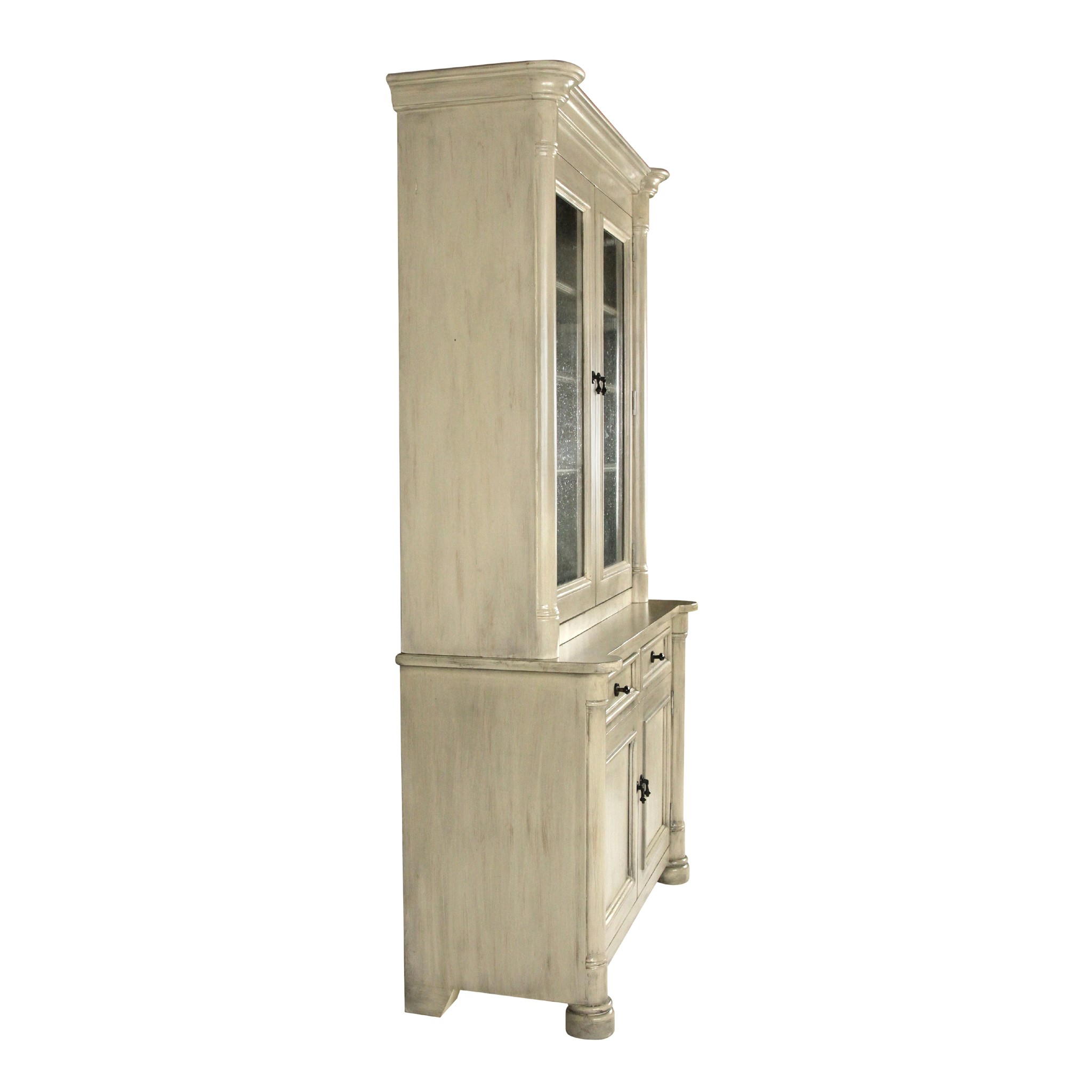 Centennial Hutch Stone Wash Light