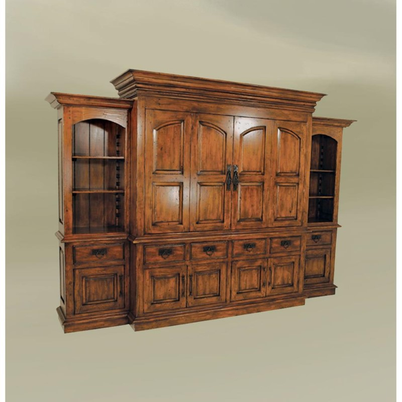 Hacienda Wall Unit Tobacco