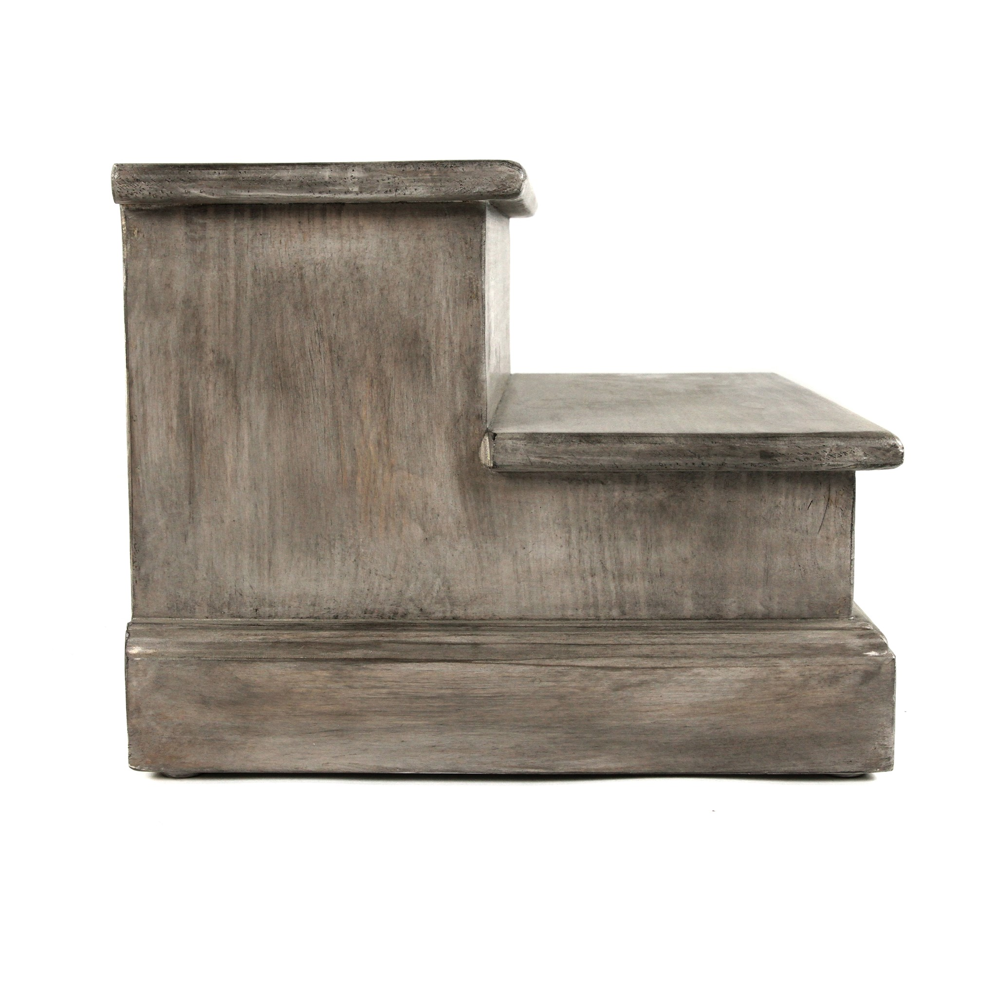 Step for Bed Stone Wash Dark