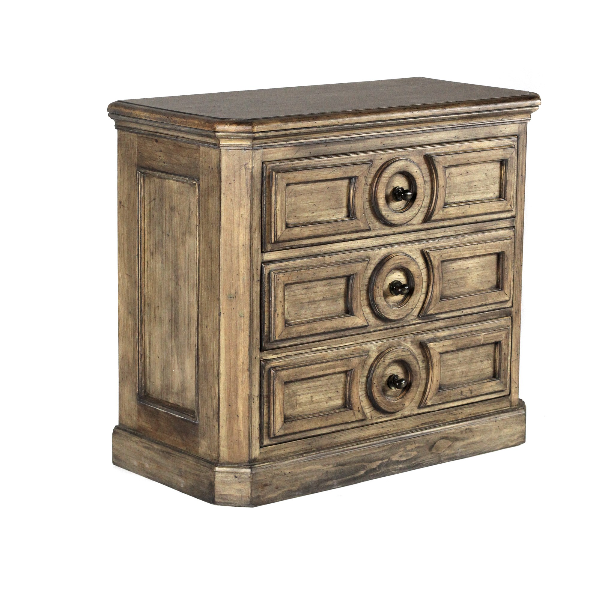Theo Night Stand Driftwood