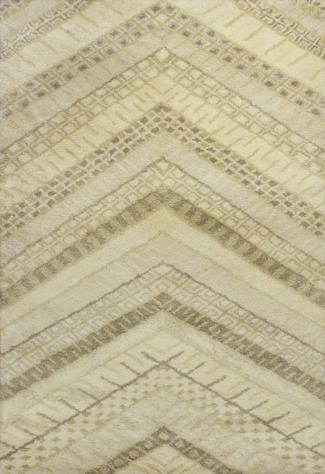 Amore 2715 Cream Chevron