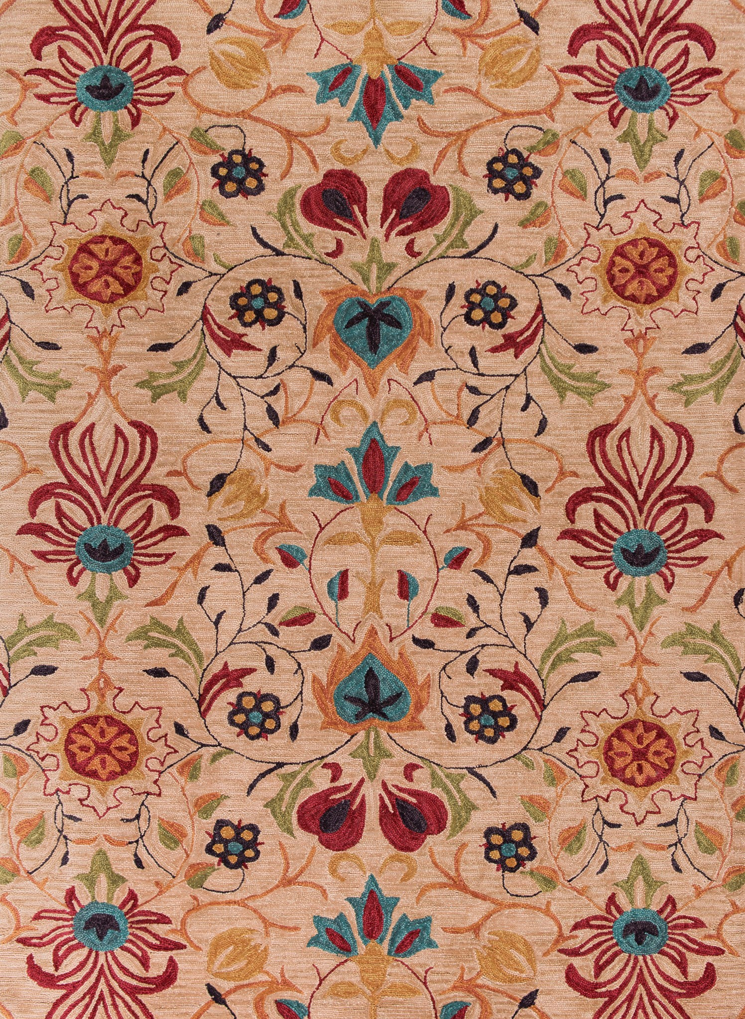 Anise 2431 Beige Tapestry