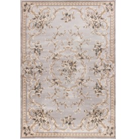 Avalon 5604 Light Grey Aubusson