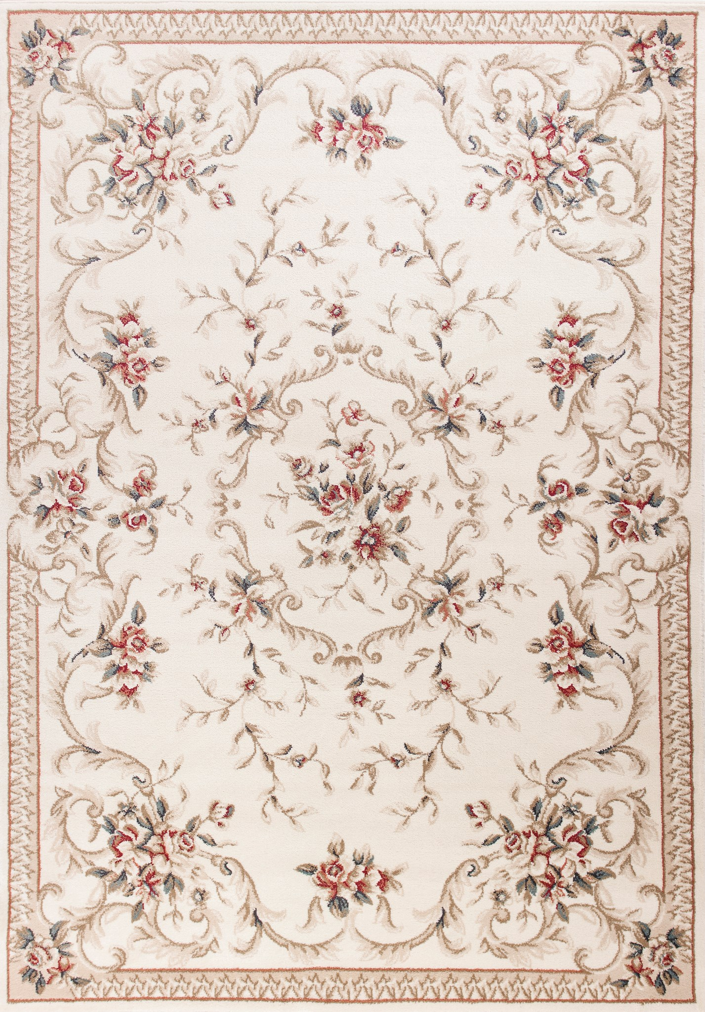 Avalon 5606 Ivory Aubusson