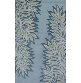 Bob Mackie Home 1002 Ice Blue Folia