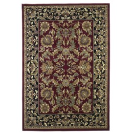 Cambridge 7301 Red/Black Kashan