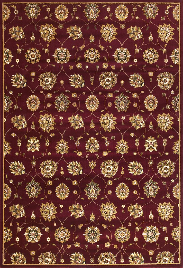 Red Tabriz Panel