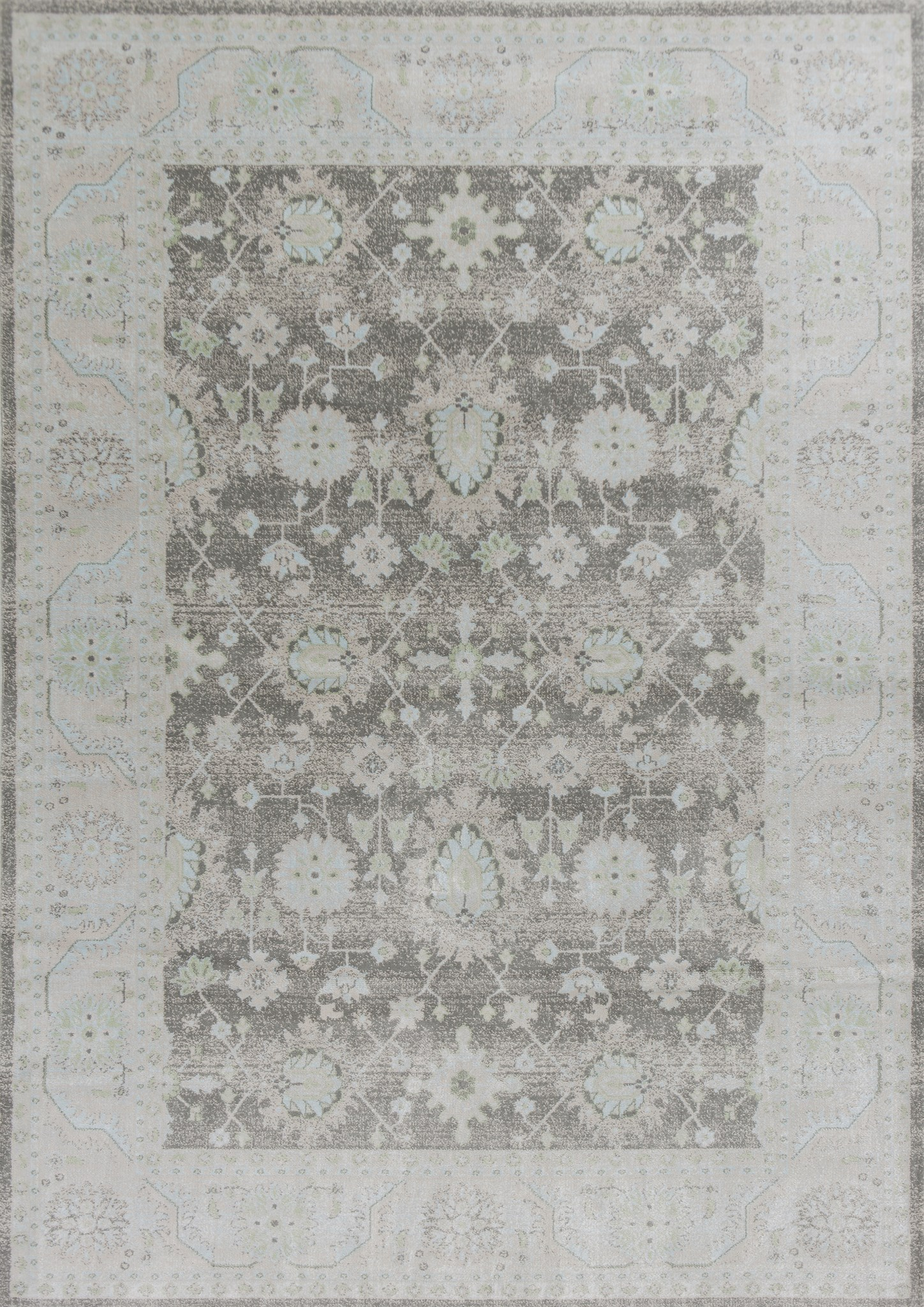 Chandler 4903 Charcoal Tabriz