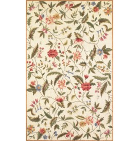 Colonial 1783 Ivory Springtime Views