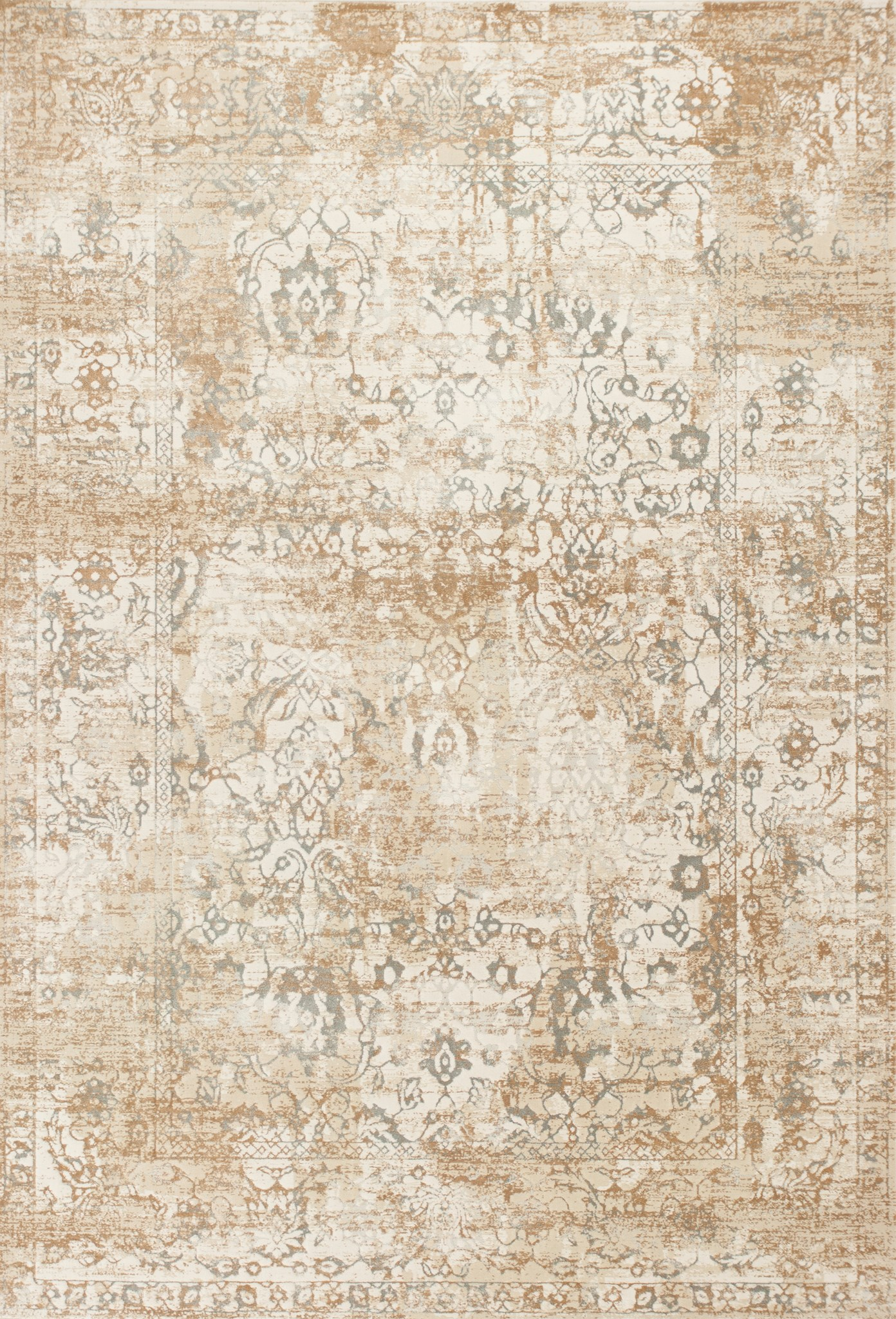 Crete 6509 Beige Illusion