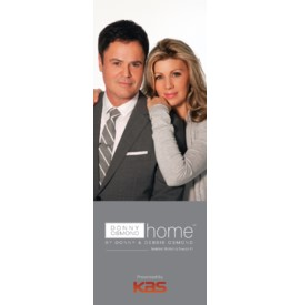 Donny Osmond Home Banner Stand