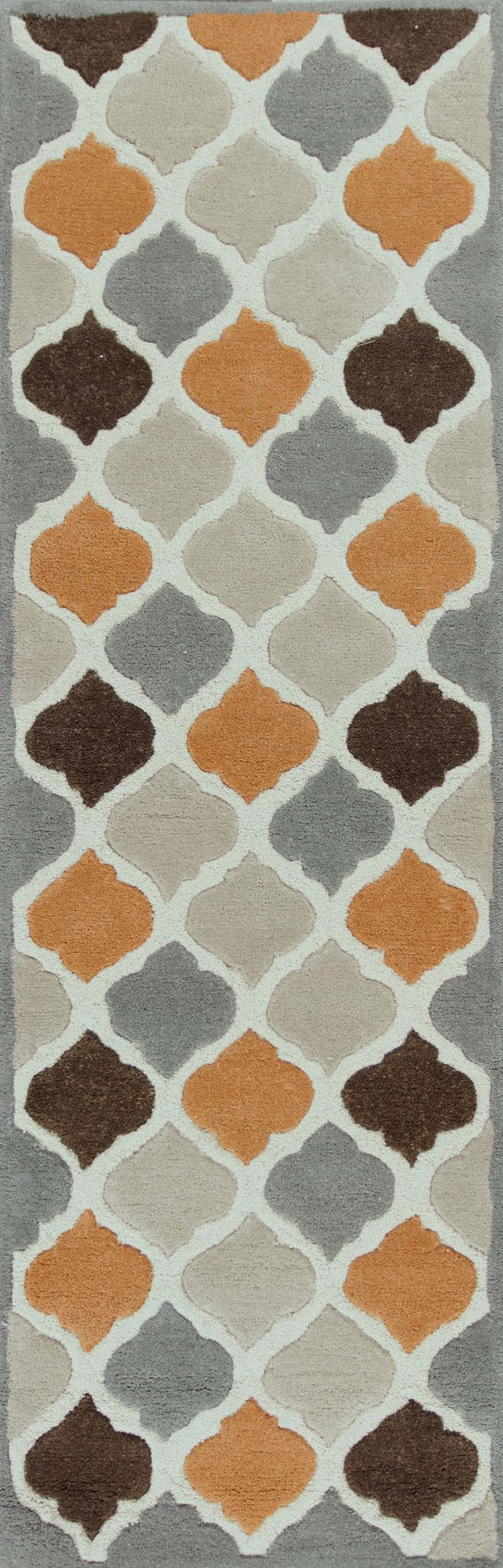 Eternity 1068 Ivory/Spice Arabesque
