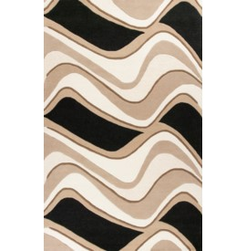 Eternity 1071 Black/Beige Waves
