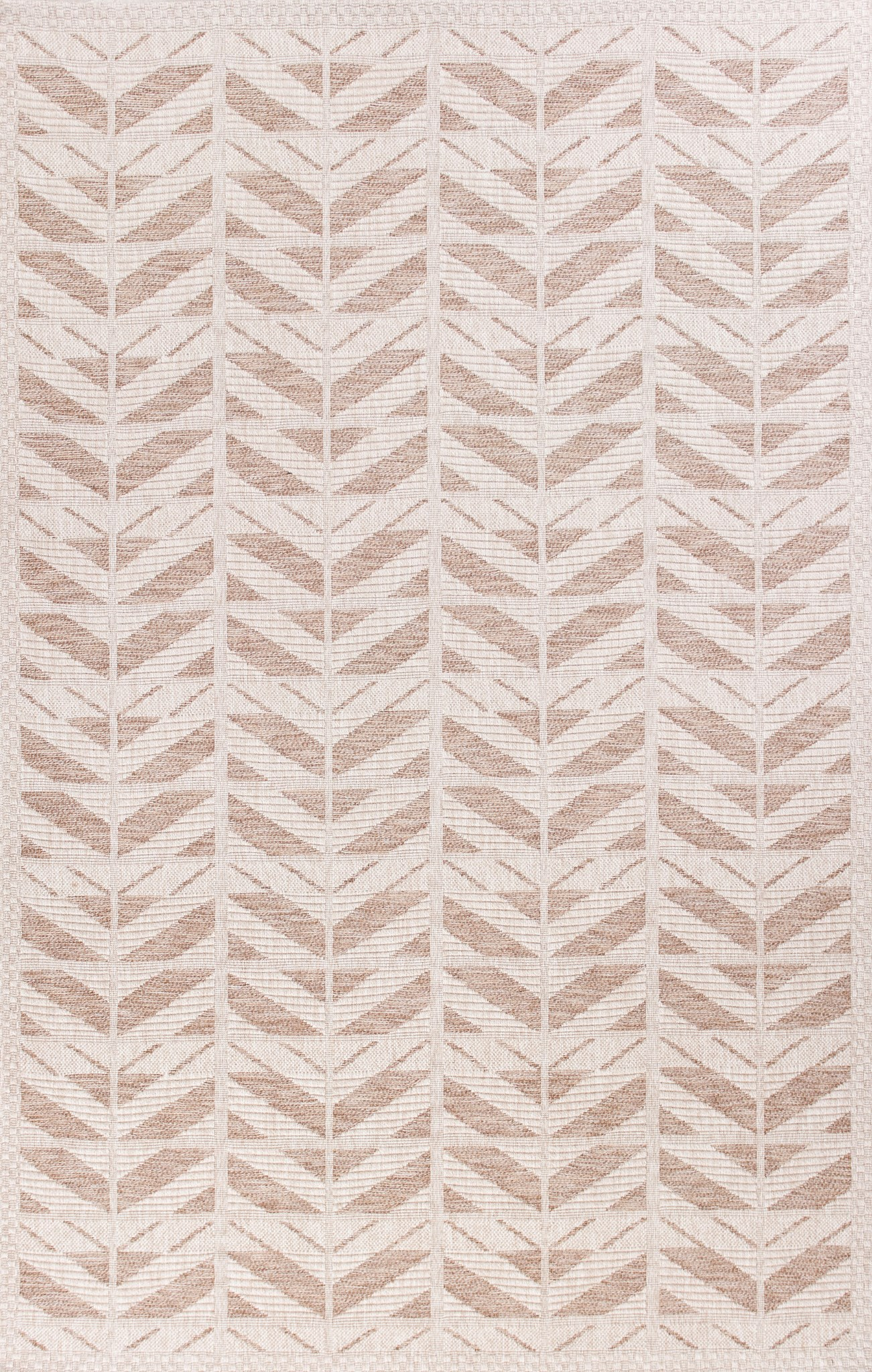 Farmhouse 3201 Beige Chevron