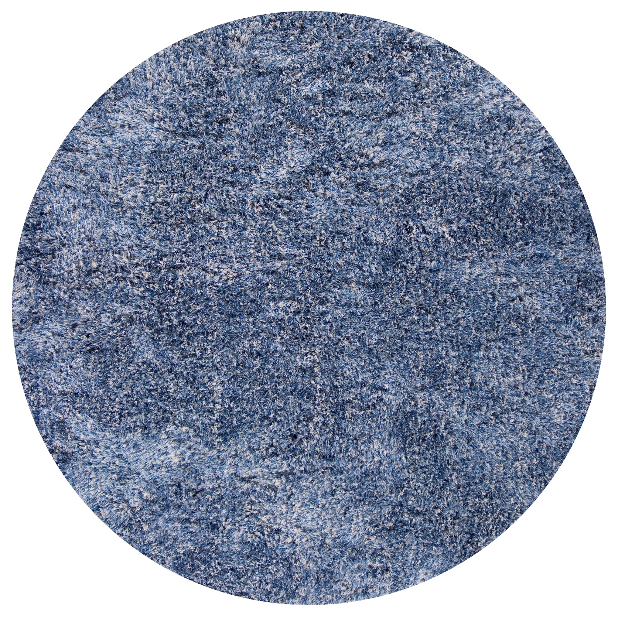 Fina 0554 Denim Heather Silky Shag