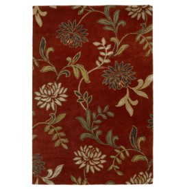 Florence 4562 Red Floral