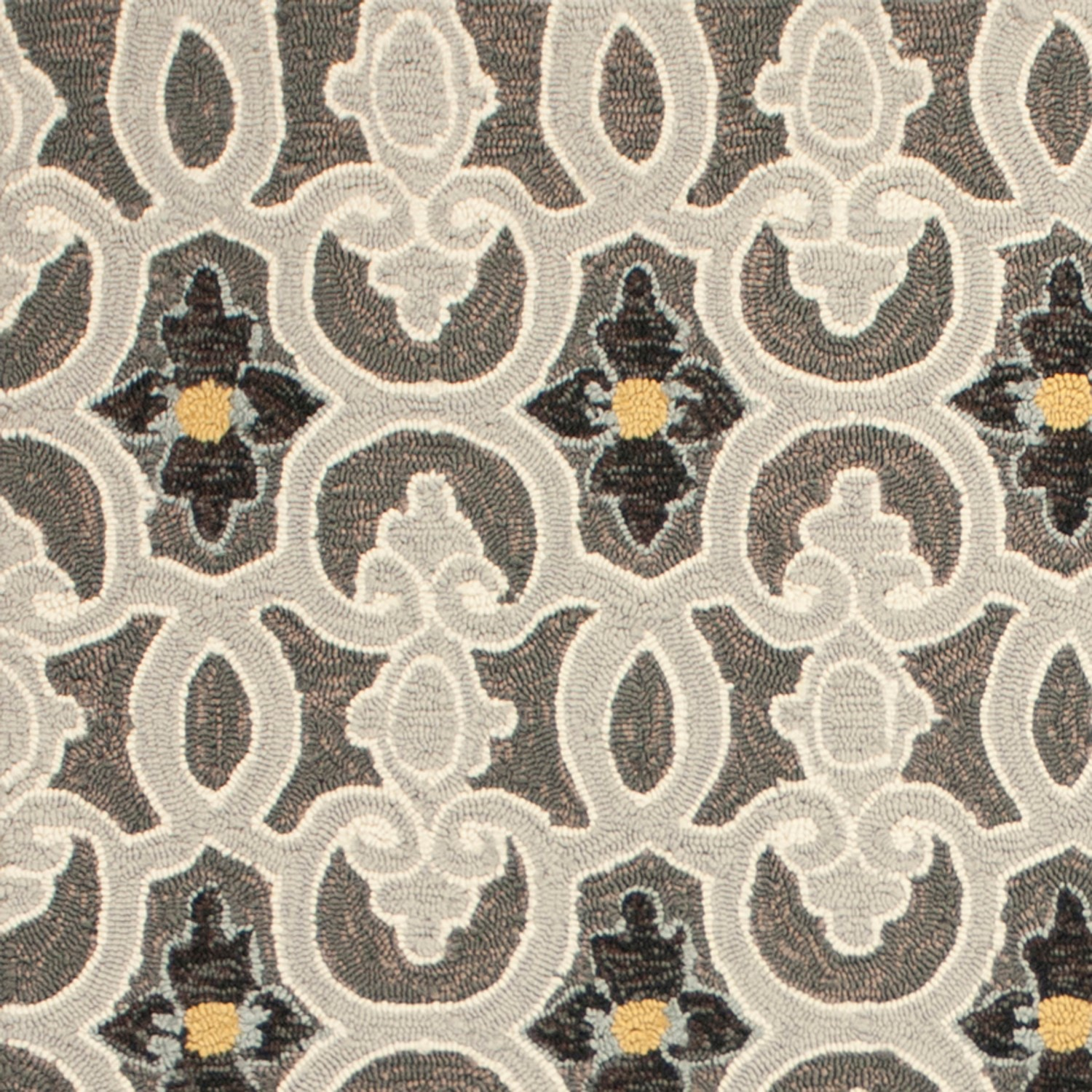 Harbor 4201 Charcoal Scrollwork