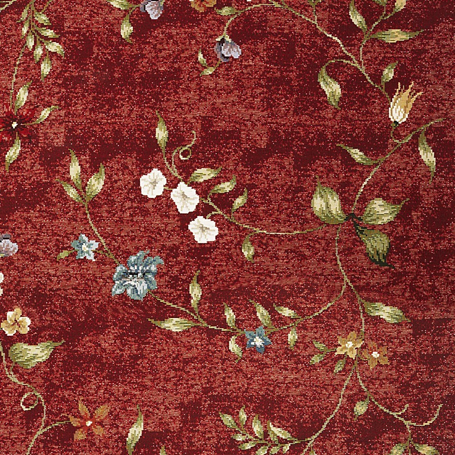 Horizon 5717 Red Floral