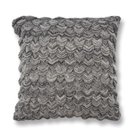 L341 Black & White Knit