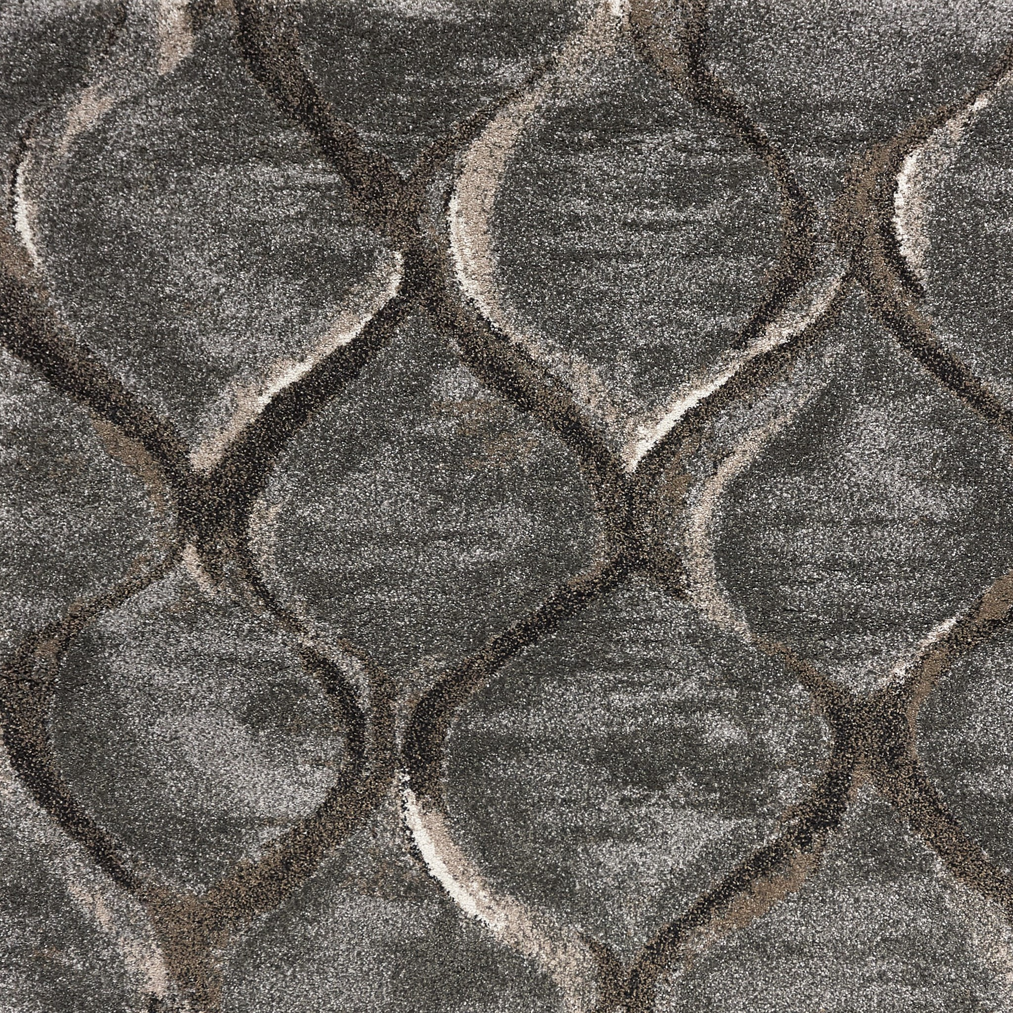 Landscapes 5906 Charcoal Groove