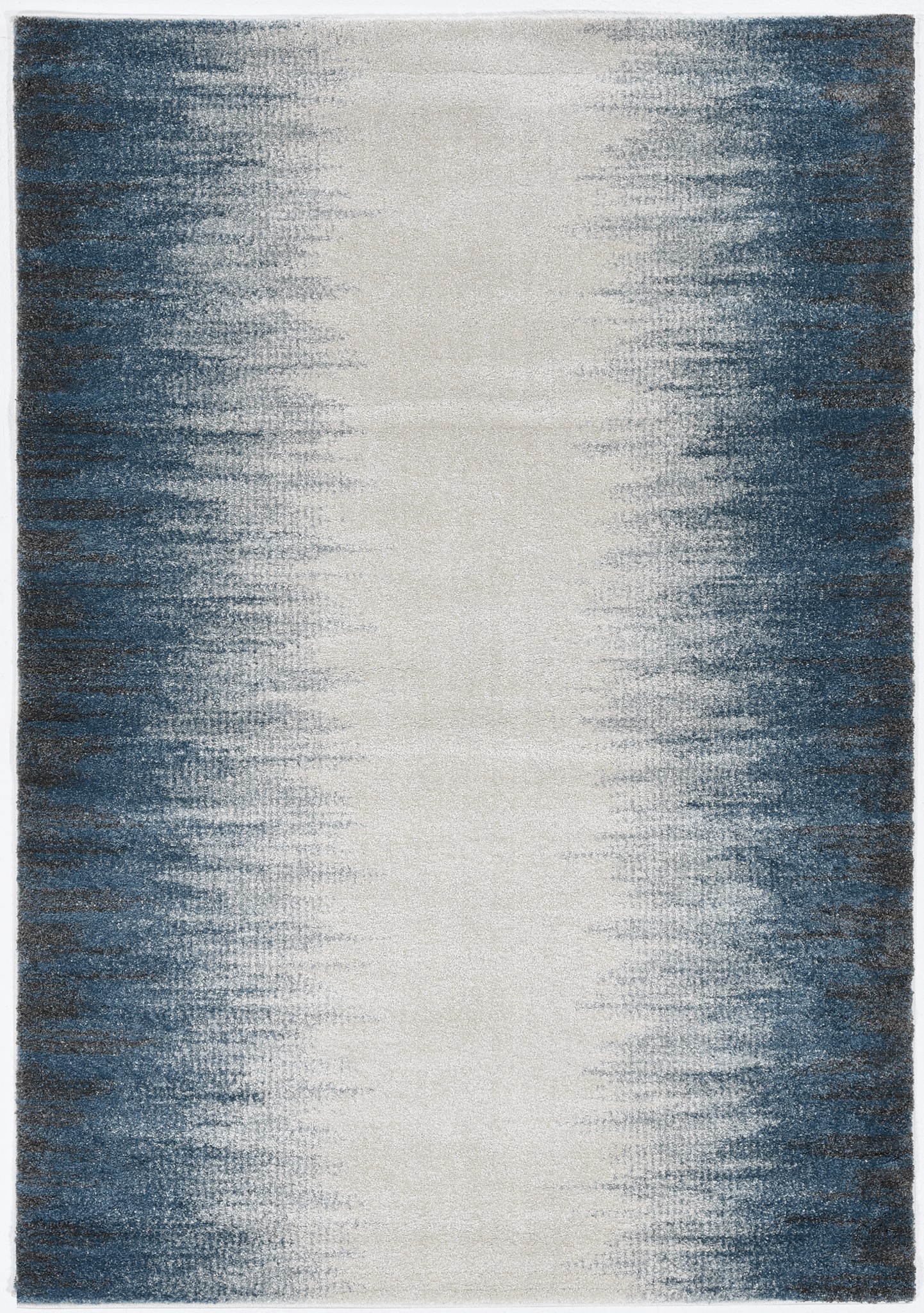 Landscapes 5909 Ivory/Blue Ombre