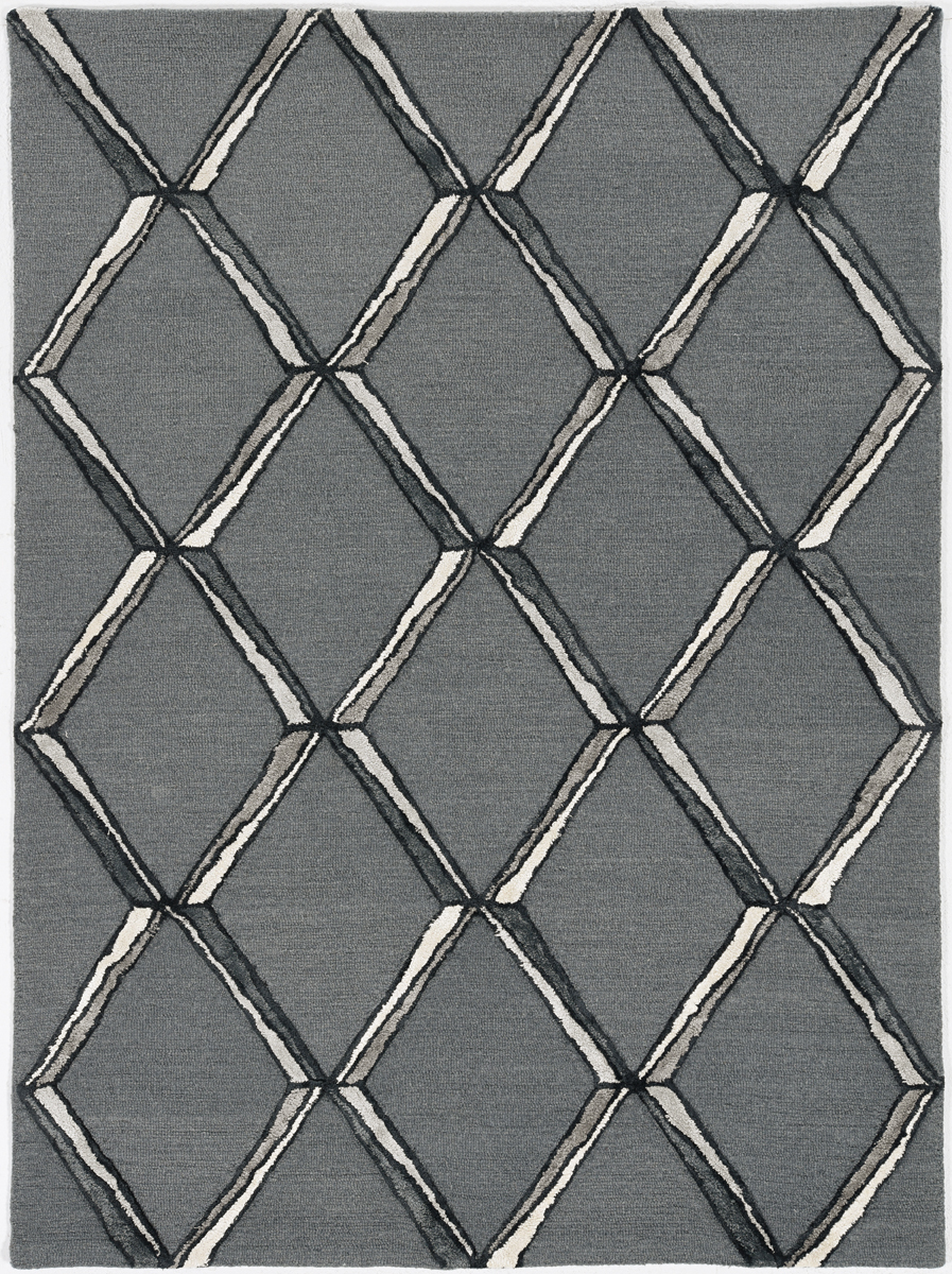 Upton 4308 Charcoal/Silver Mod Scape