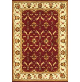 Lifestyles 5468 Red/Ivory Agra