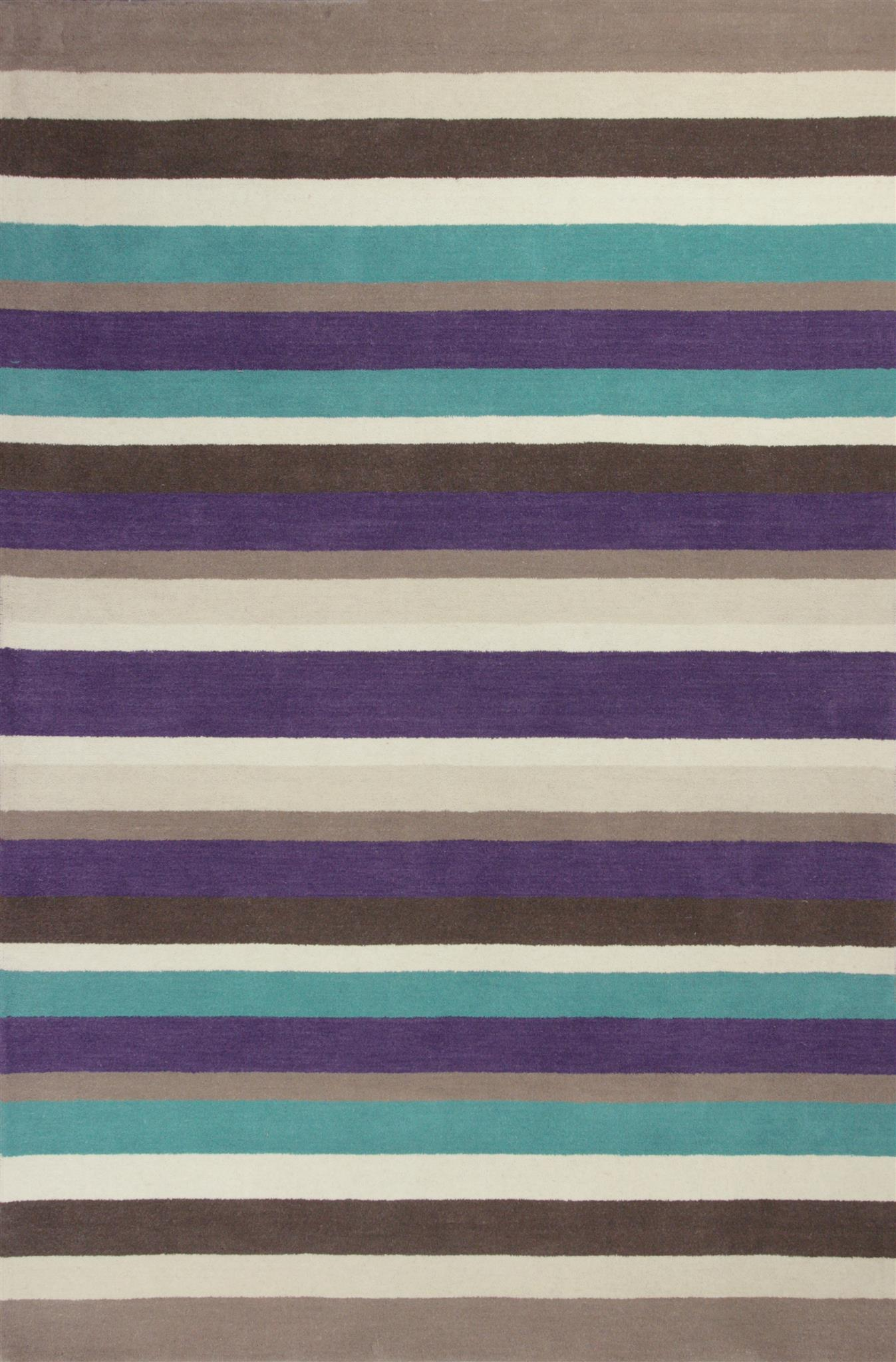 Loft 2068 Teal/Plum Horizon