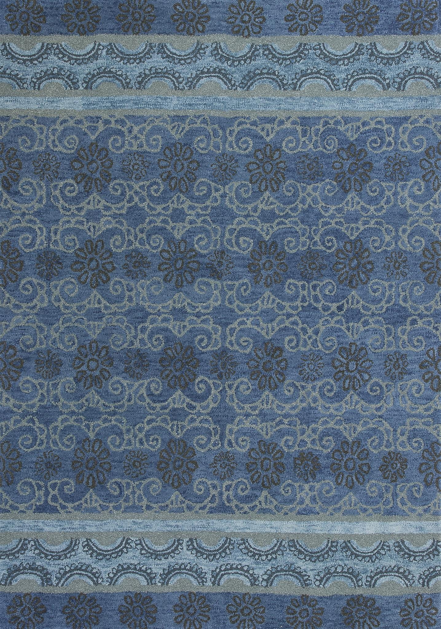 Marrakesh 4514 Blue Celestial