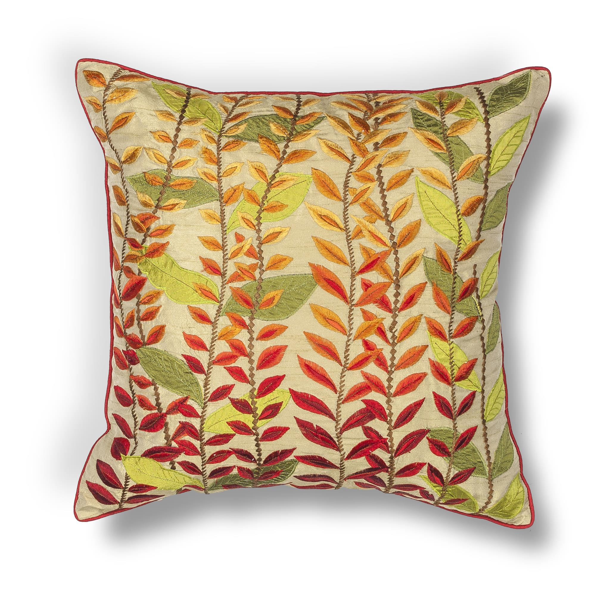 L172 Autumn Leaves Pillow