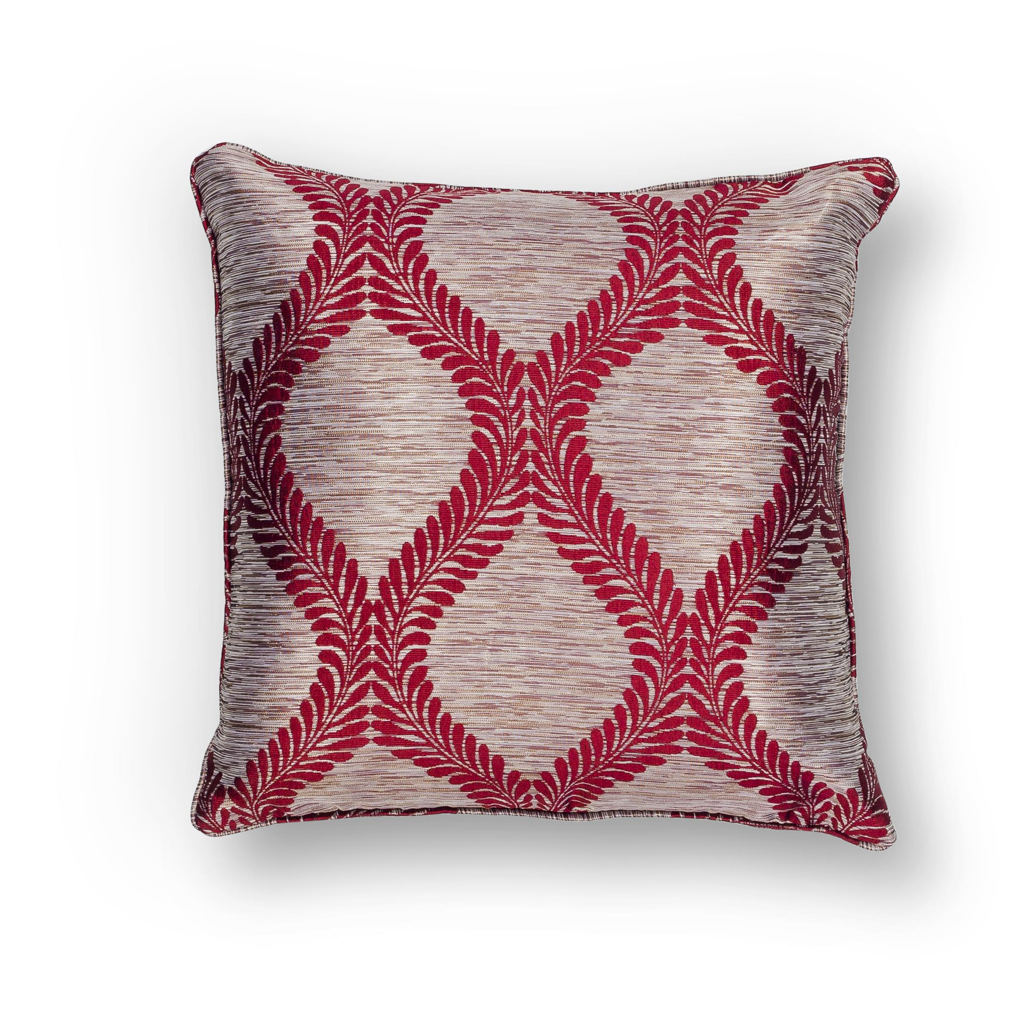 L239 Red Elegance Pillow