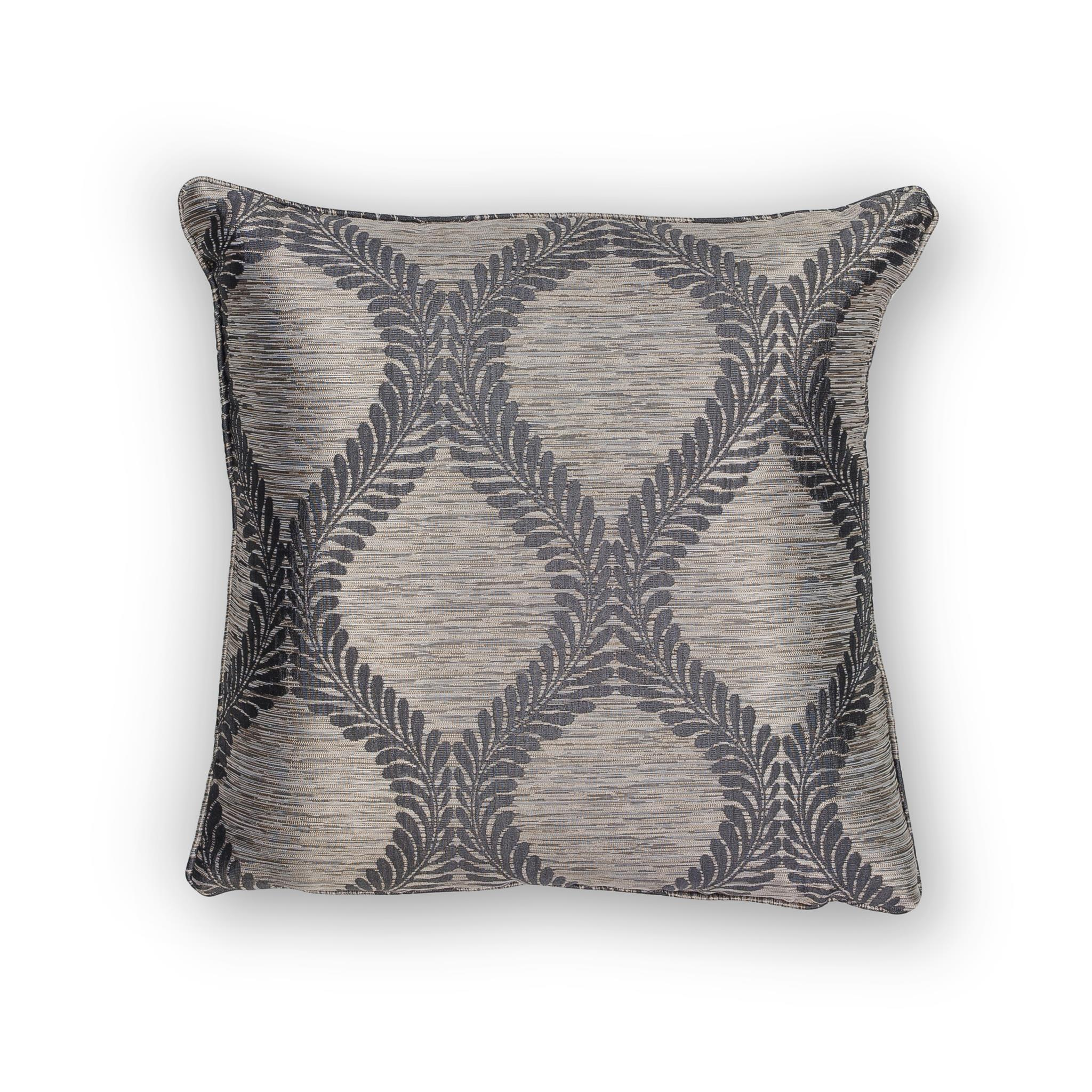 L241 Grey Elegance Pillow