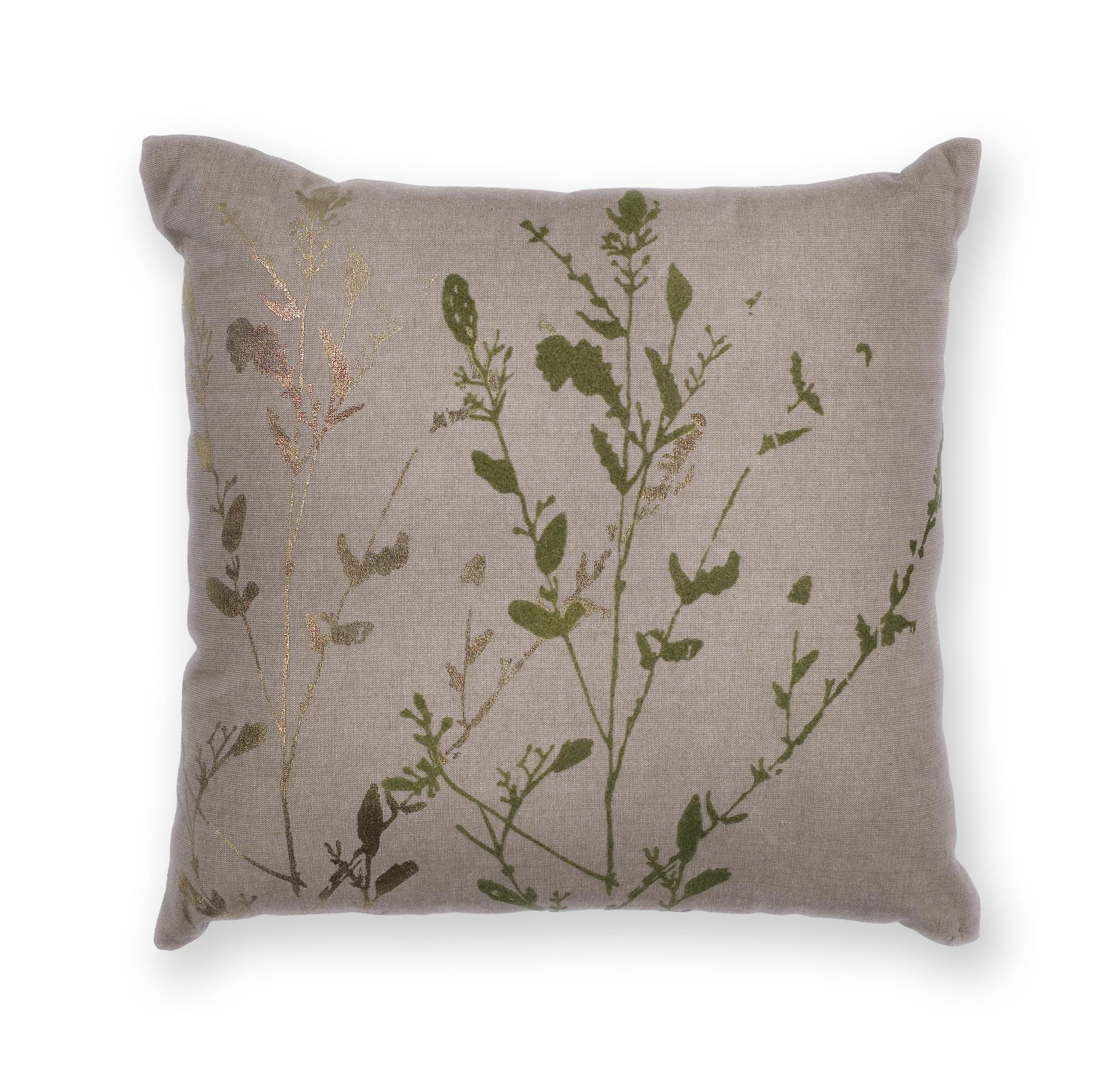 L297 Natural Branches Pillow